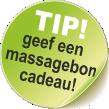 Massagebon cadeau Scheveningen Den Haag Fair Touch
